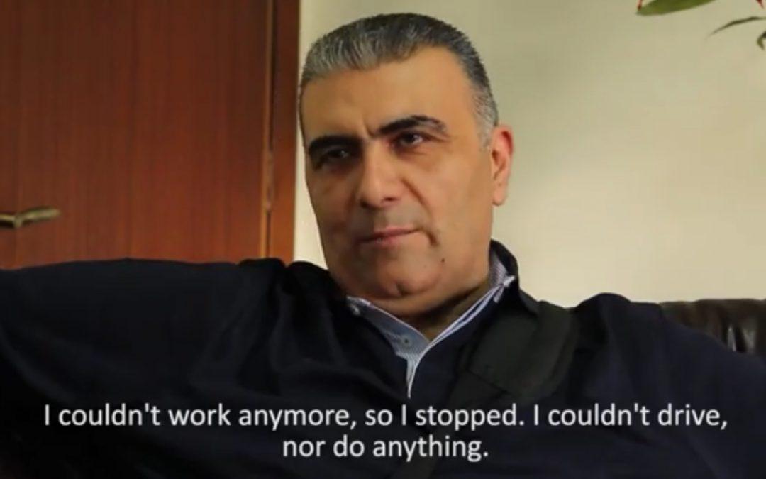 A HeartWare patient profile: Bassam Nader