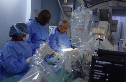 First Shockwave case in UAE